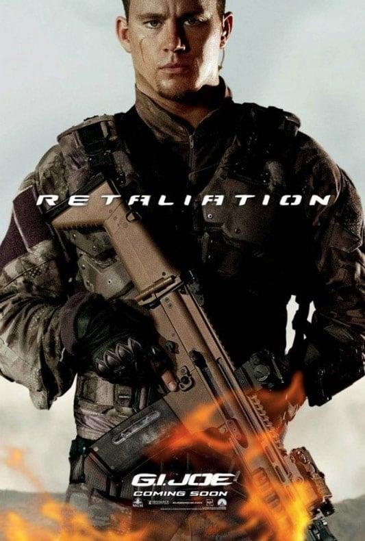 G.I. Joe 2: Retaliation Poster #9