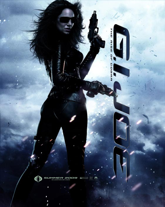 G.I. Joe: The Rise of Cobra Poster #13