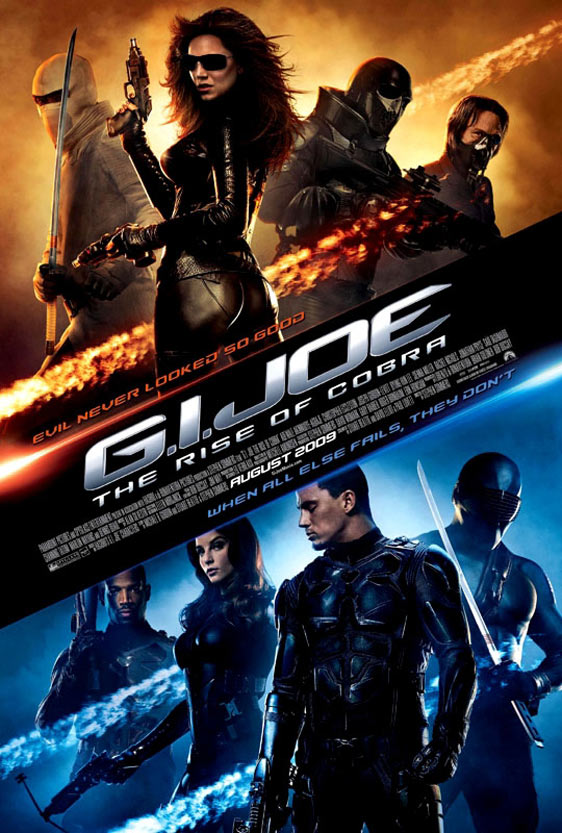 G.I. Joe: The Rise of Cobra Poster #14