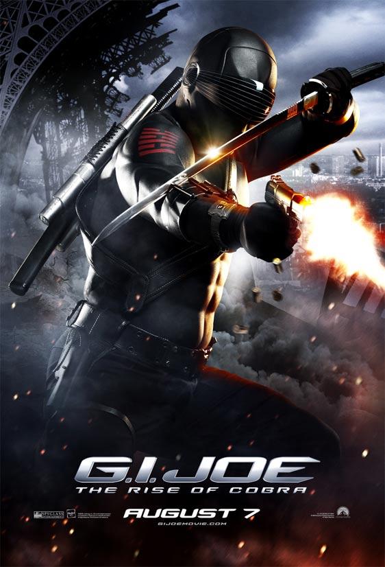 G.I. Joe: The Rise of Cobra Poster #18
