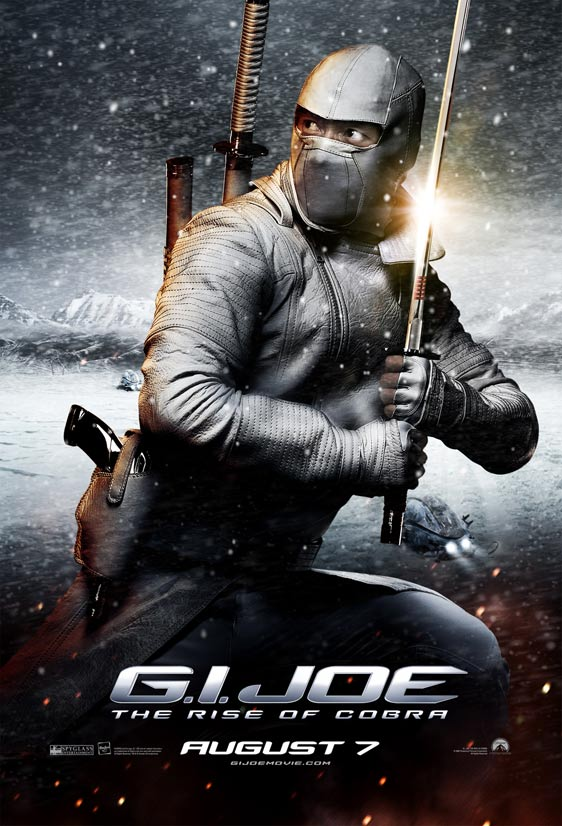 G.I. Joe: The Rise of Cobra Poster #19