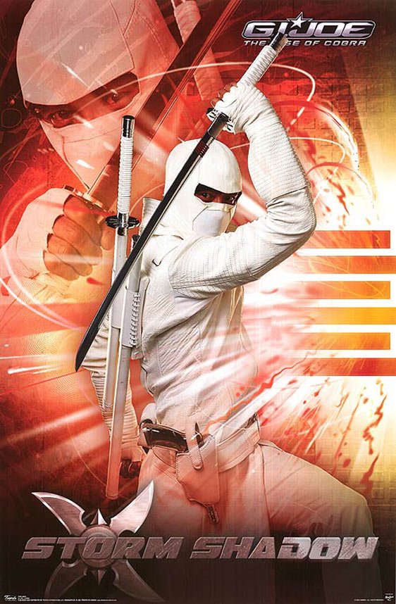 G.I. Joe: The Rise of Cobra Poster #22