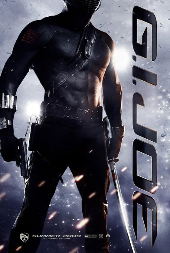 G.I. Joe: The Rise of Cobra Poster #9