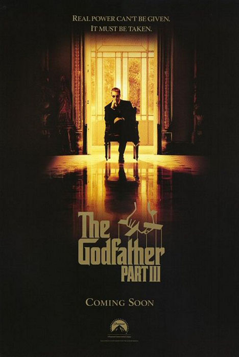The Godfather Part III Poster #1