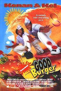 Good Burger Poster #1