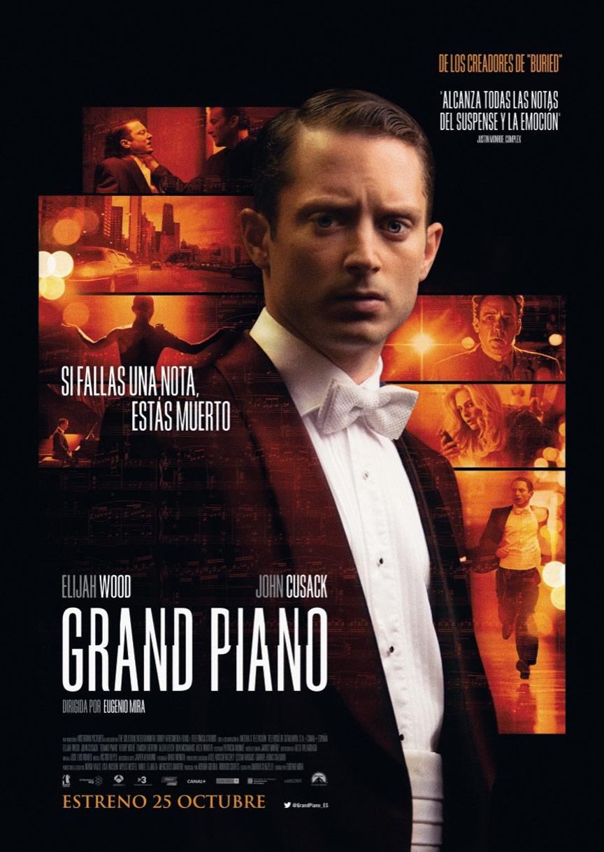 Grand Piano Poster #2