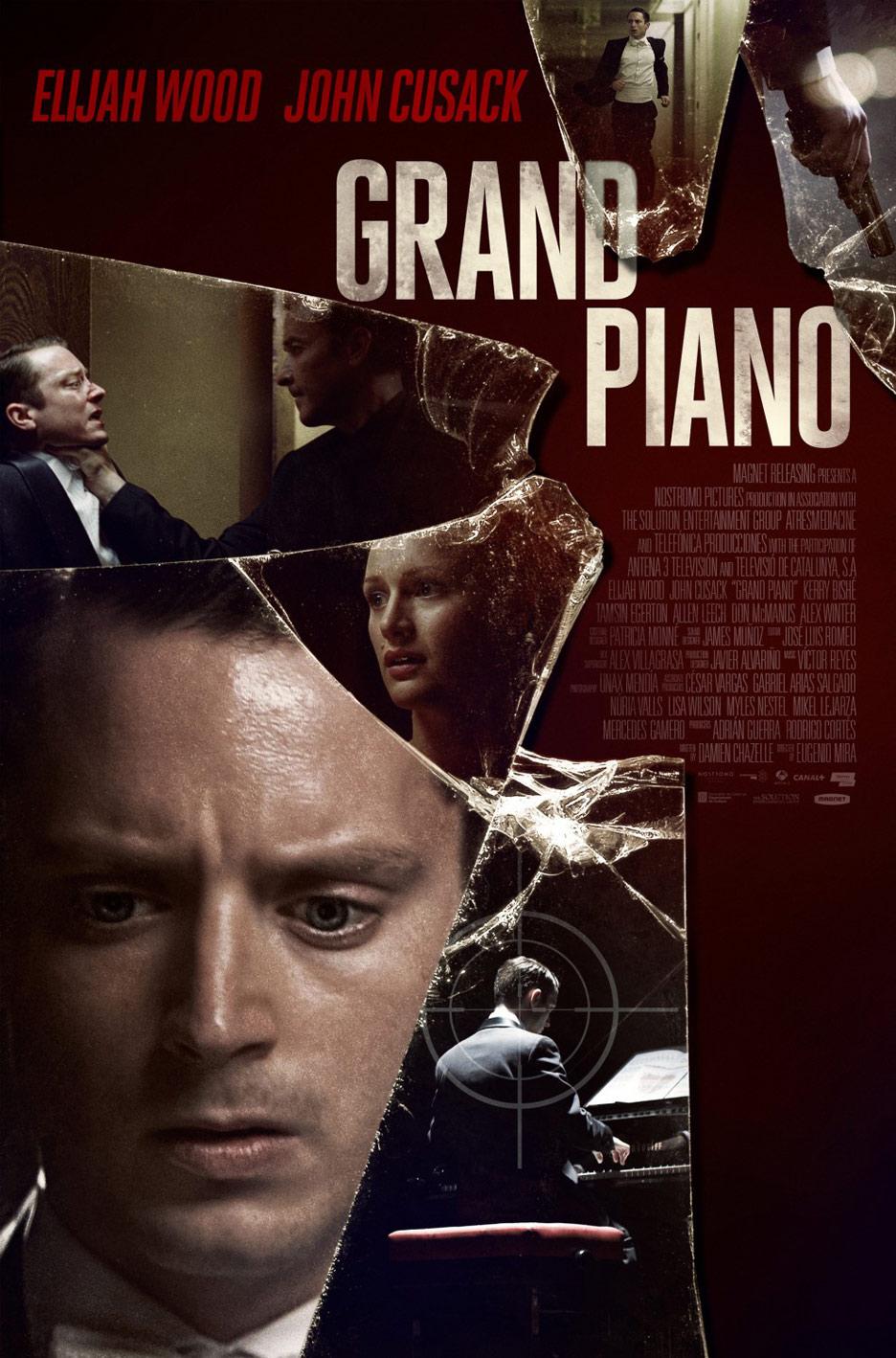Grand Piano Poster #3