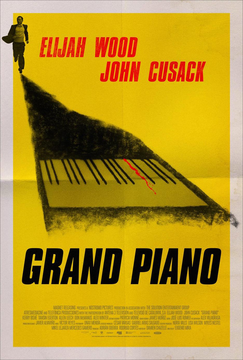 Grand Piano Poster #4