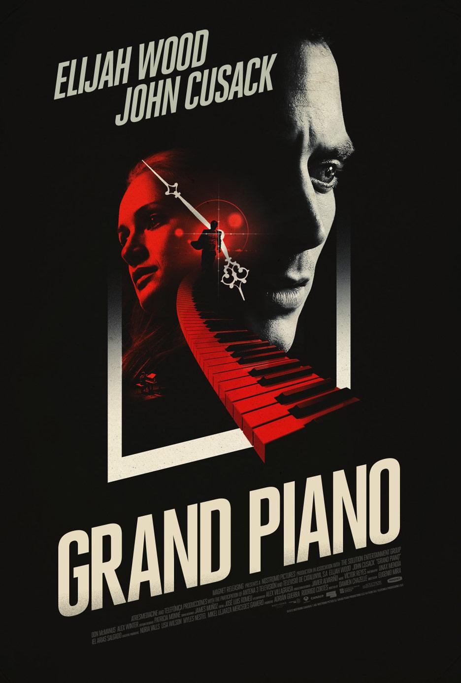 Grand Piano Poster #5