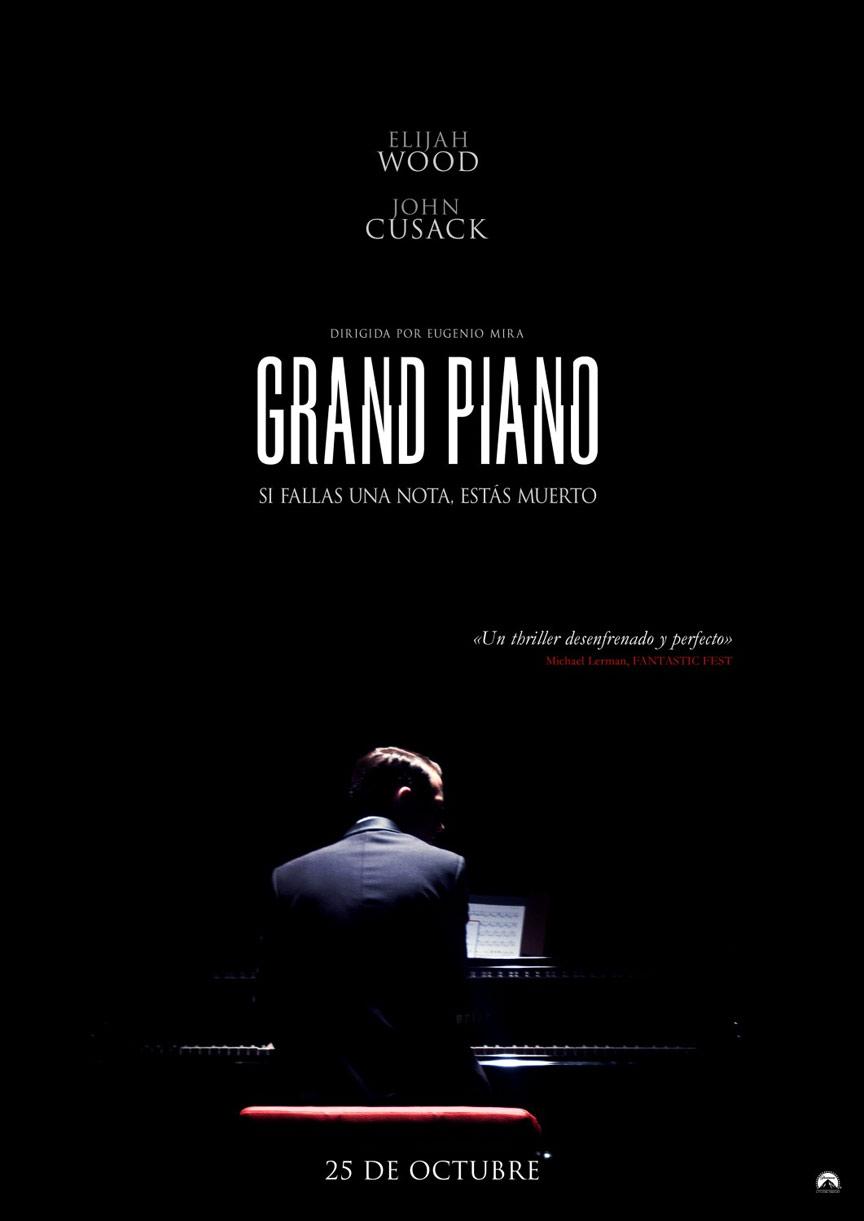 Grand Piano Poster 1