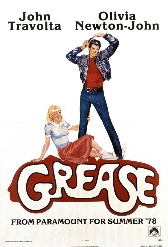 Grease Poster #2