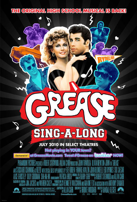 Grease Poster #4