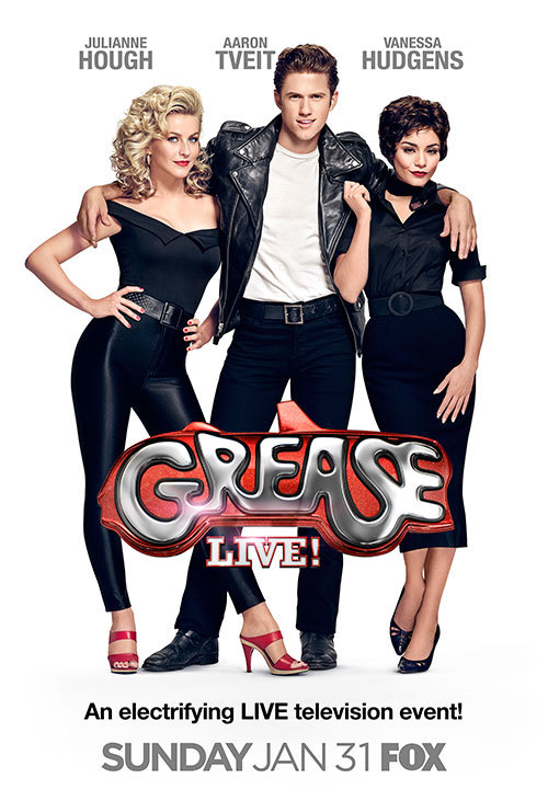 Grease: Live Poster #1