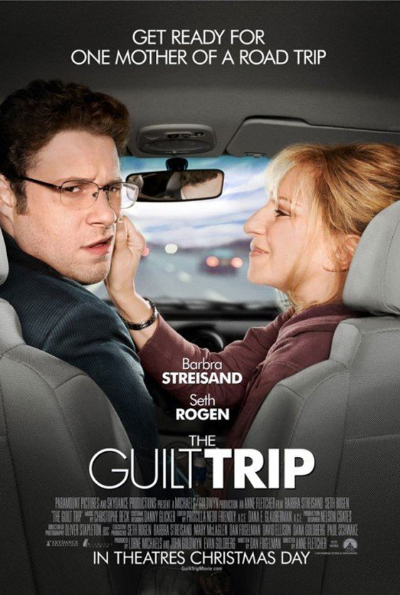 The Guilt Trip Poster #1