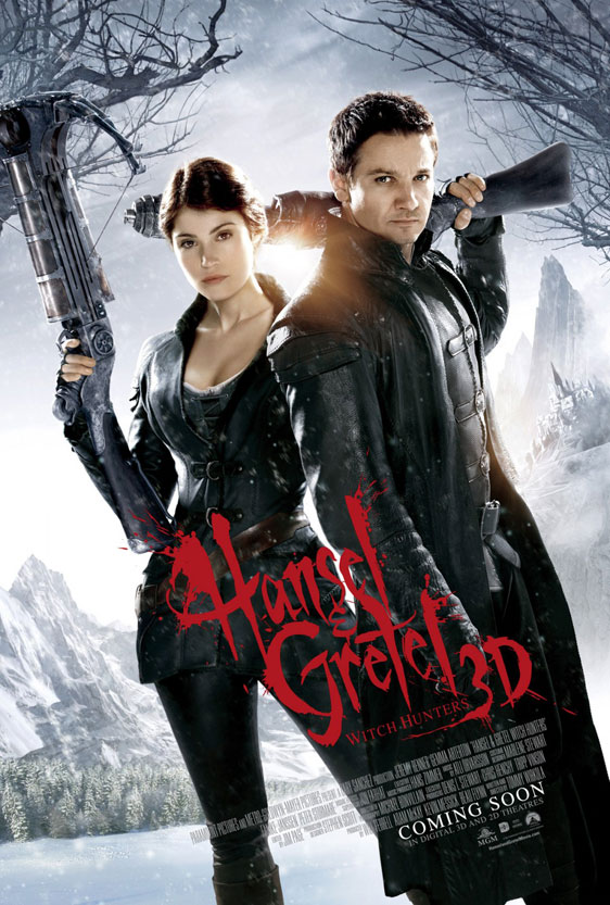 Hansel & Gretel: Witch Hunters Poster #7