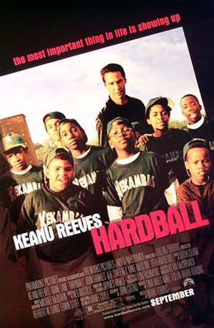 Hardball Poster #2