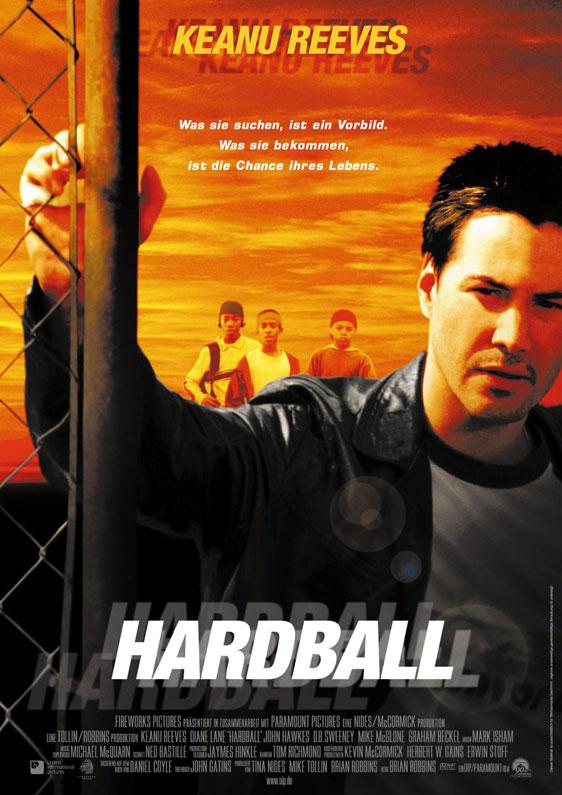Image result for HARDBALL ( 2001 ) POSTER