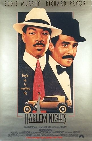 Harlem Nights Poster #1