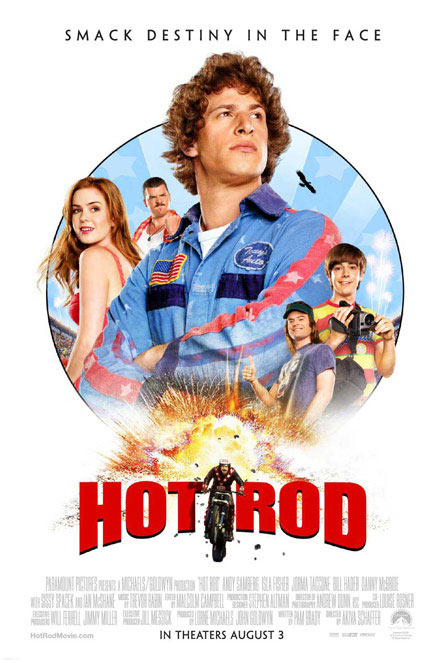 Hot Rod Poster #1
