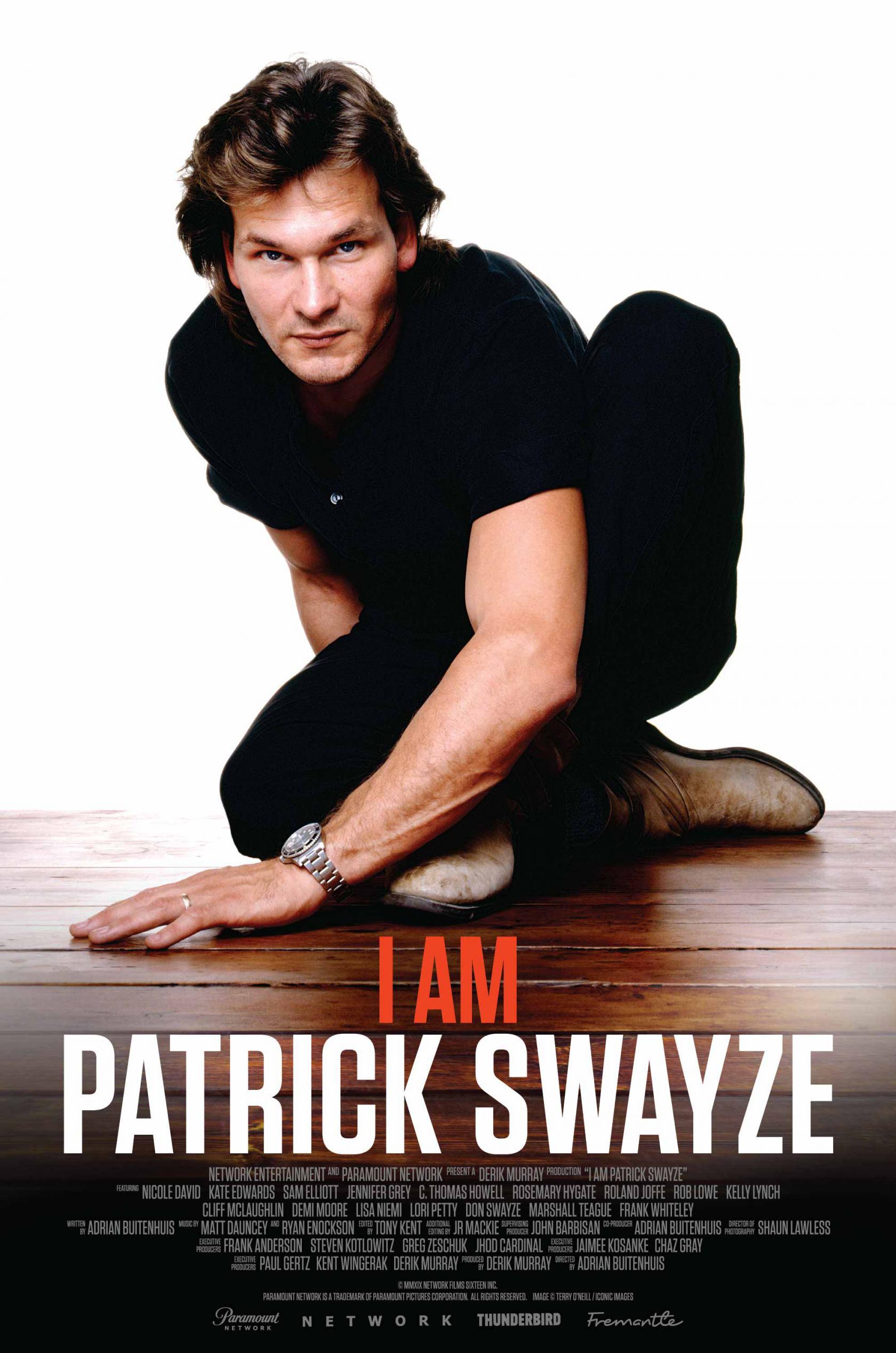 I Am Patrick Swayze Poster #1