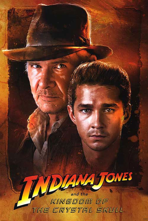 Indiana Jones and the Kingdom of the Crystal Skull Poster #6