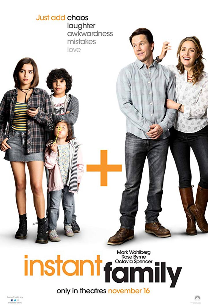 Instant Family Poster #1