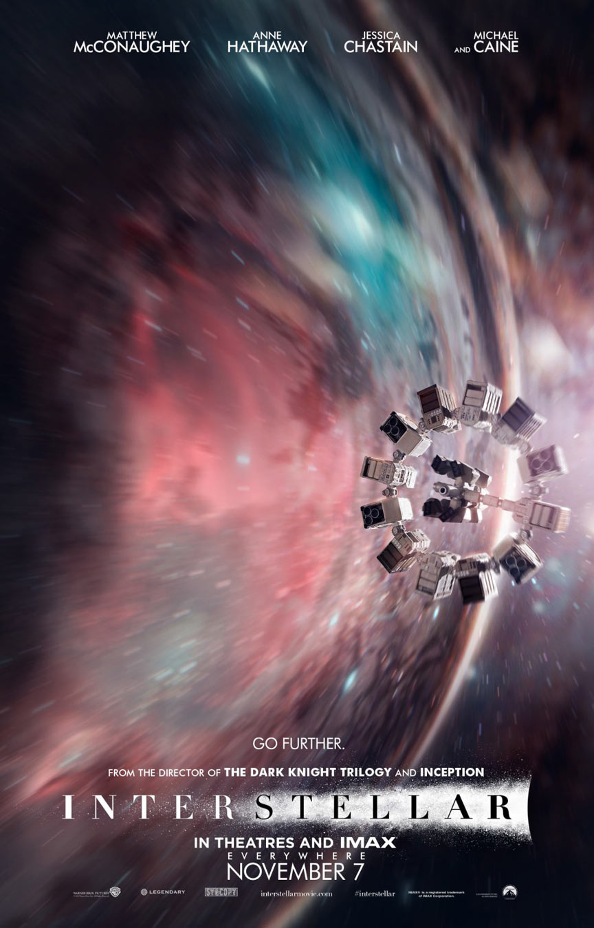 Interstellar Poster #3