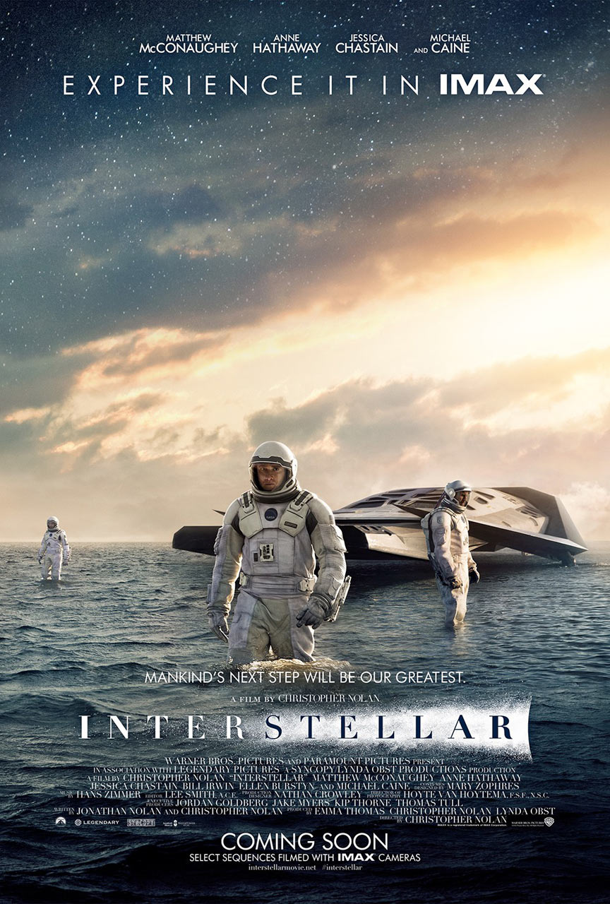 Interstellar Poster #6