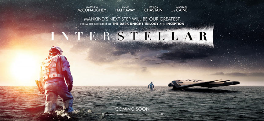 Interstellar Poster #7