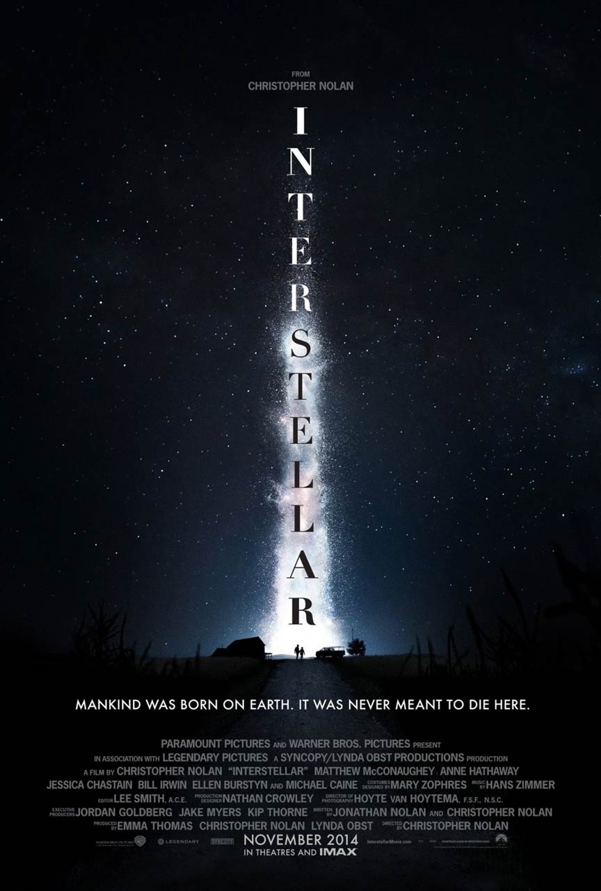 Interstellar Poster #1