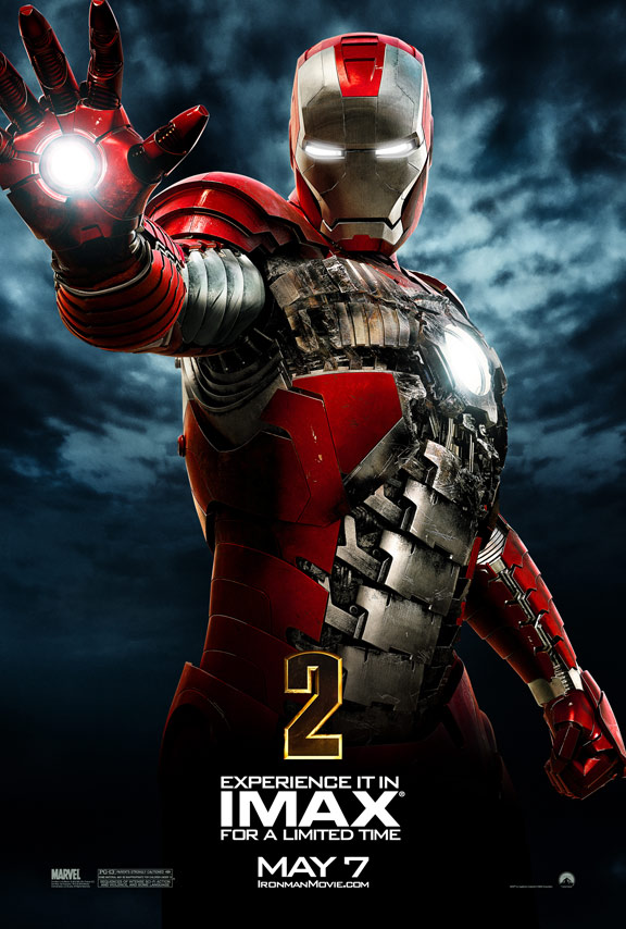 Iron Man 2 Poster #14