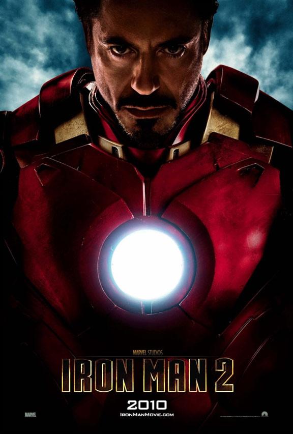 Iron Man 2 Poster #2