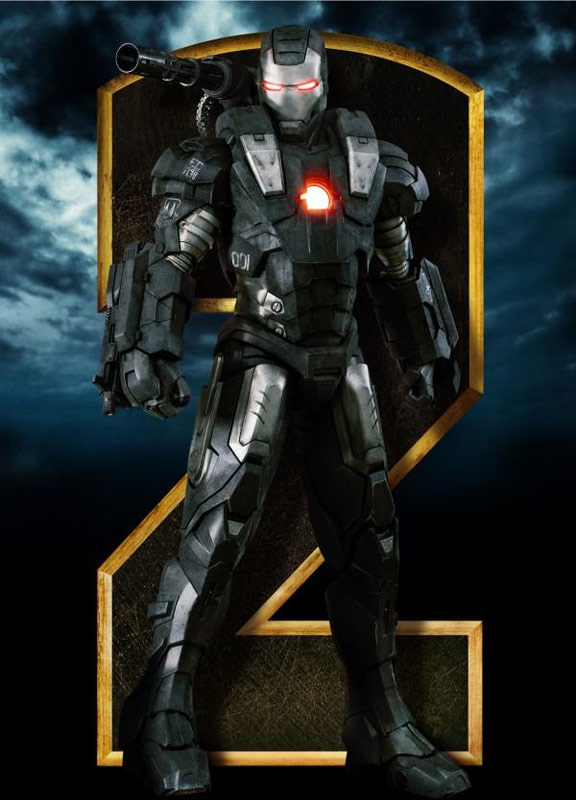 Iron Man 2 Poster #4