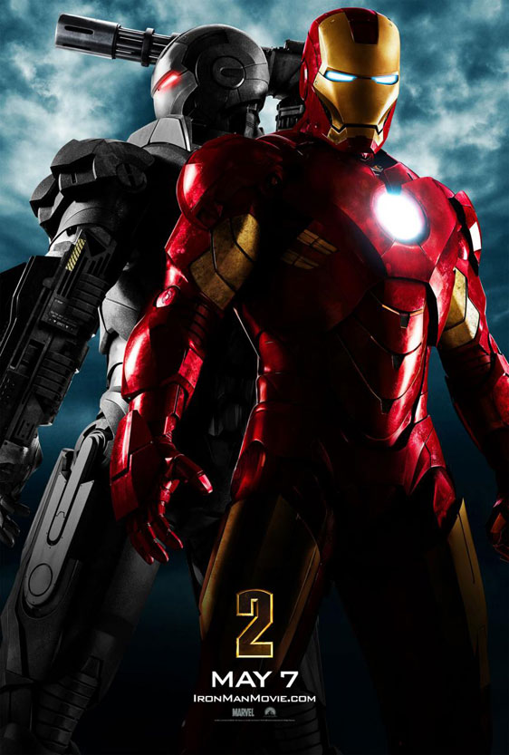 Iron Man 2 Poster #1