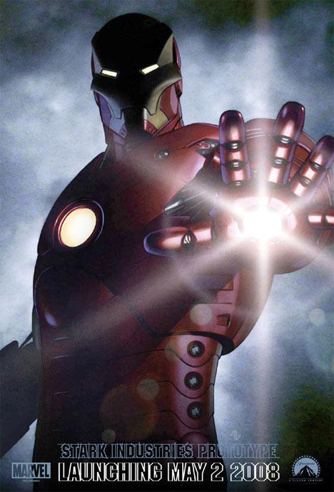 Iron Man Poster #1