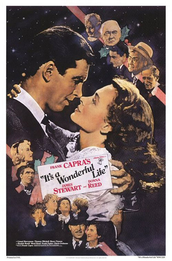 It's A Wonderful Life Poster #1