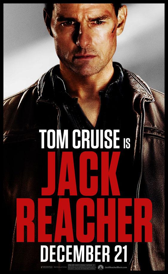 Jack Reacher Poster #4