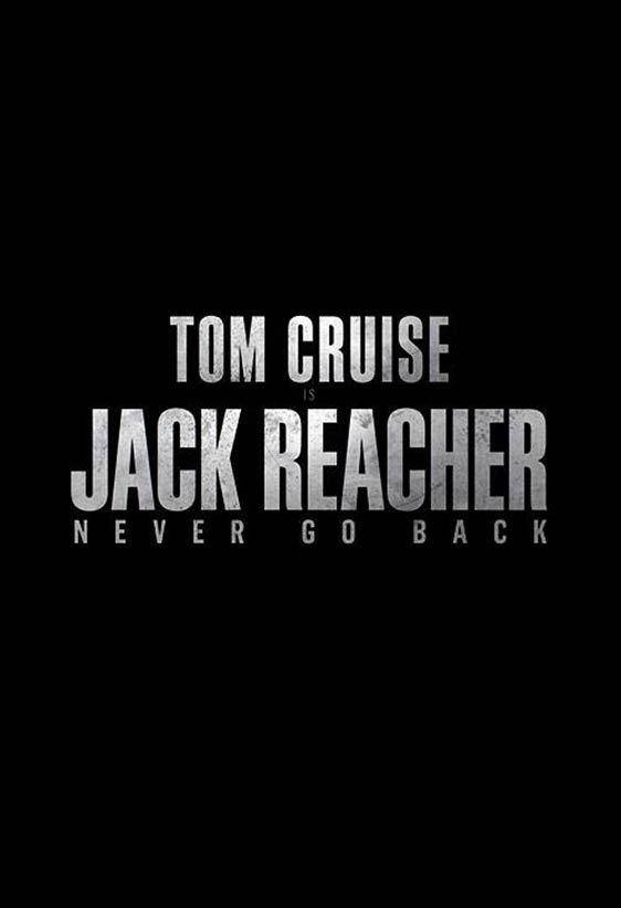 Jack Reacher: Never Go Back Poster #1