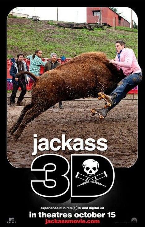 Jackass 3D Poster #3