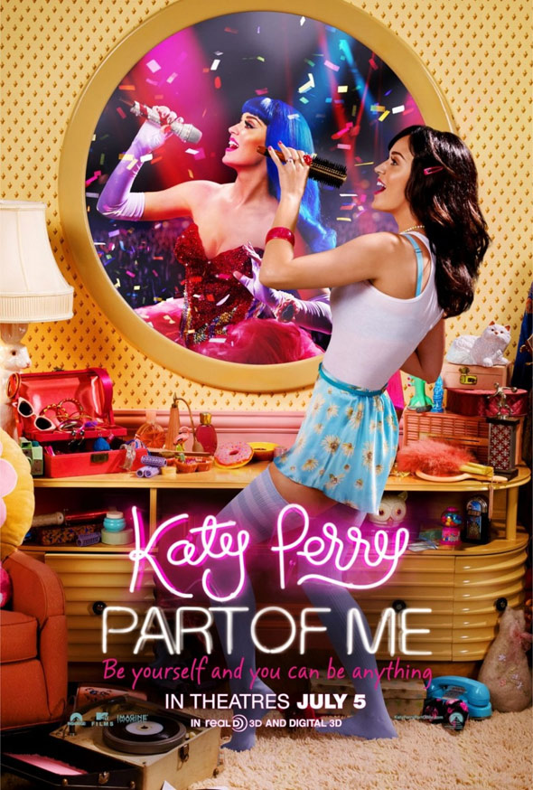 Katy Perry: Part of Me Poster #1