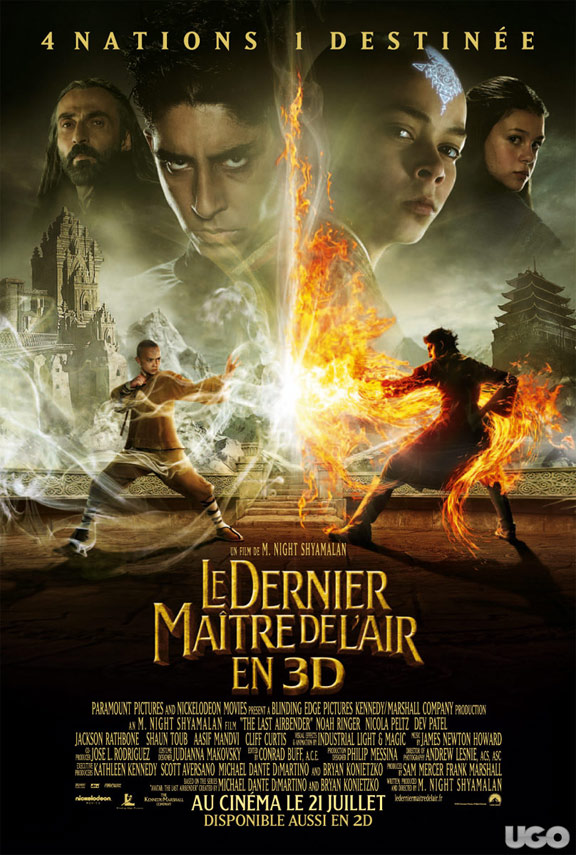 The Last Airbender Poster #10