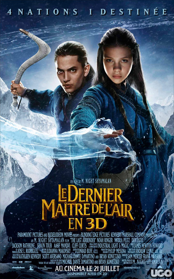 The Last Airbender Poster #12