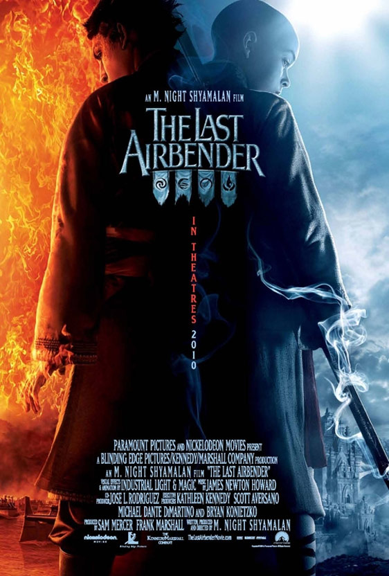 The Last Airbender Poster #3