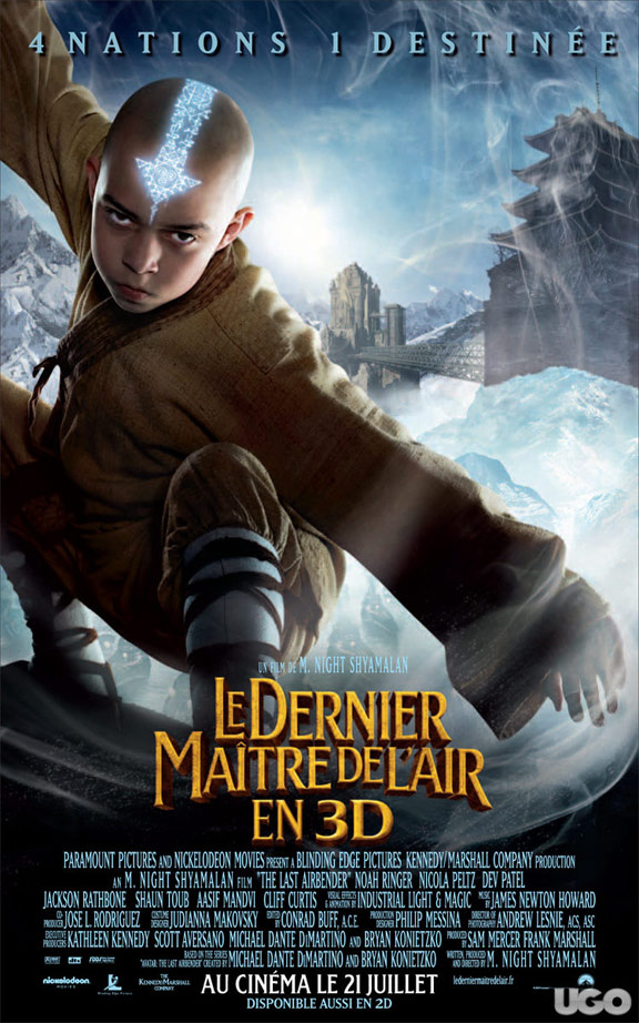 The Last Airbender Poster #9