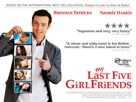 My Last Five Girlfriends Poster #1