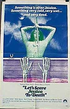 Let's Scare Jessica to Death Poster #1