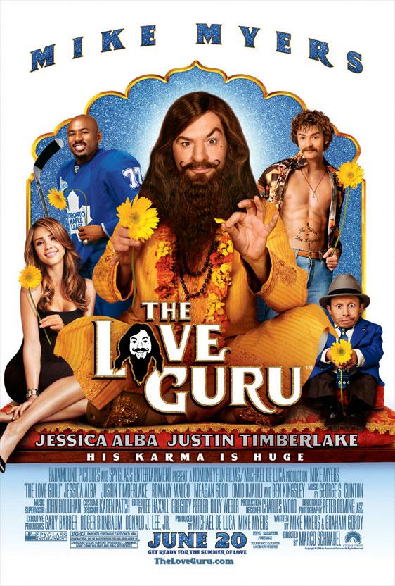 The Love Guru Poster #2