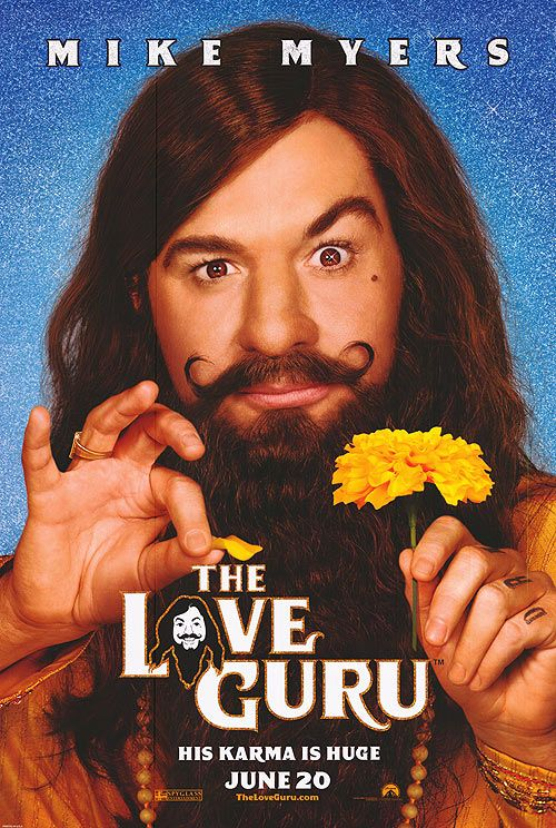 The Love Guru Poster #1
