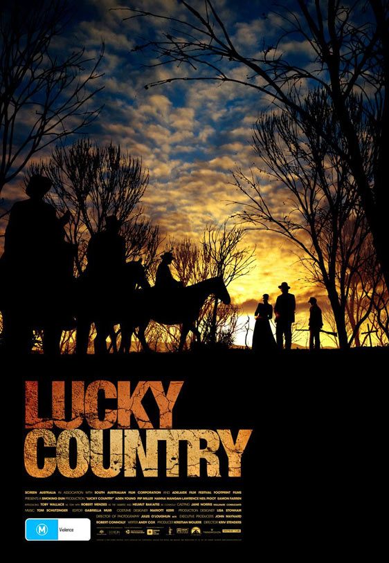 Lucky Country Poster #1