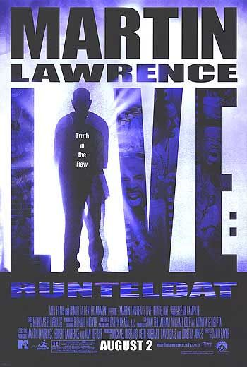 Martin Lawrence Live: Runteldat Poster #1